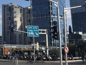 כביש תל אביב