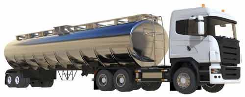 כניסה ויציאה מהמשאית ונפילה בירידה מטיפוס על המשאית תוך כדי עבודה - תאונת דרכים?