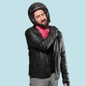 לתובע נקבעה 34.5% נכות - לאחר תאונת קטנוע ששיך למעסיק שלו וזאת כשלא היה ביטוח