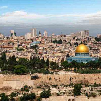 העיר ירושלים מובילה בישראל במגוון סטטיסטיקות קשות